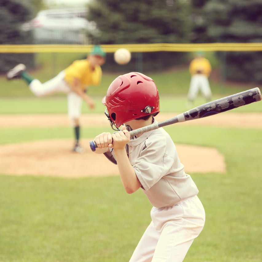 youth baseball field lawn care
